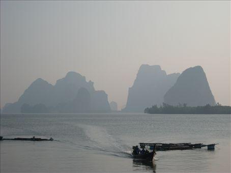 Ao Phang Nga Bay, Andaman Sea