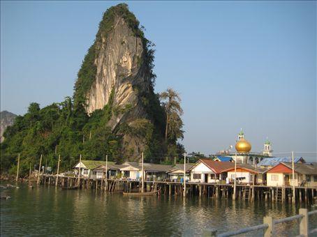 Koh Panyi, Ao Phang-Nga, Andaman Sea