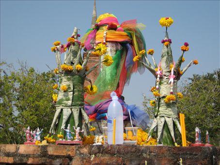 Offerings, Sukhothai