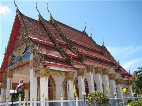 Temple, Phuket town