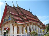 Temple, Phuket town: by justine, Views[503]
