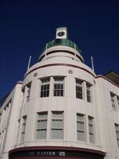 Napier is famous for its Art Deco buildings, after the city was rebuilt following an earthquake in 1931: by justinzani, Views[773]