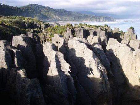 more Pancake rocks