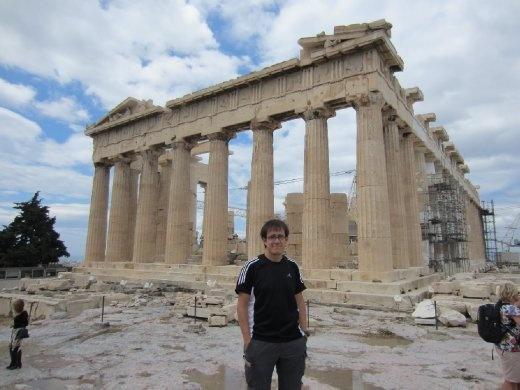 Nunca logré encontrar el Santuario de Atena, esto fue lo más cercano :(