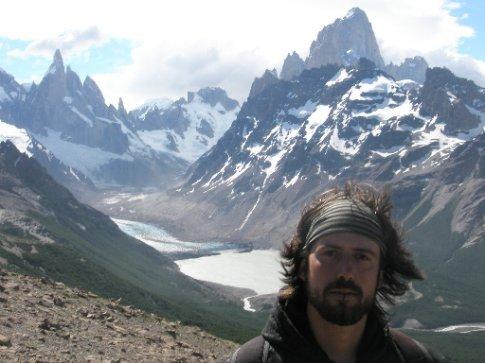 Loma del Pliegue Tumbado, el Chaltén (Argentina)