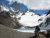 Laguna de los Tres y Fitz Roy, el Chaltén (Argentina): by k-lero, Views[561]