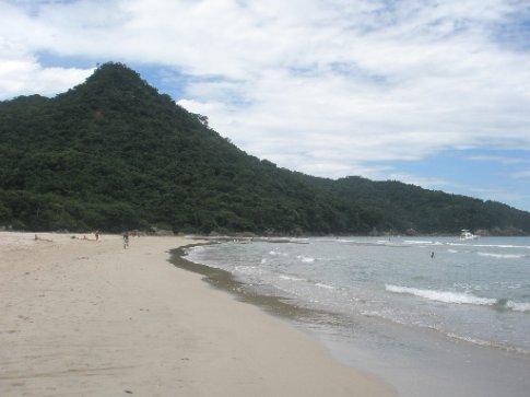 Más playas de Ilha Grande