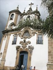 Y... una última a la enésima iglesia de Ouro Preto, pero me gustaba esta foto.: by k-lero, Views[244]
