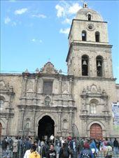 La iglesia de San Francisco, en La Paz: by k-lero, Views[416]