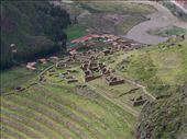 Las terrazas de las ruinas de Pisac: by k-lero, Views[1935]