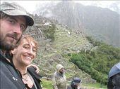 Con mi cuñaaaaa sacándonos las últimas fotos en Machu Pichu: by k-lero, Views[503]