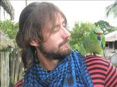 Como buen pirata, yo y mi loro: by k-lero, Views[977]