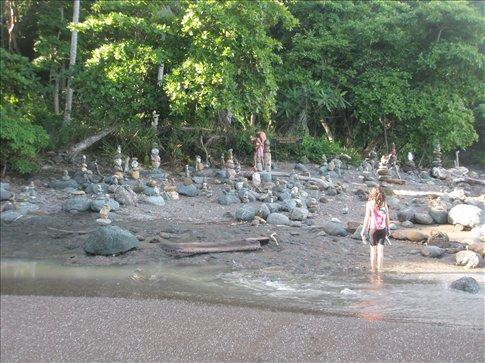 Cementerio en la playa