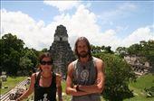 Dos turistas más en Tikal (aunque tampoco había demasiados): by k-lero, Views[1316]