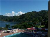 Hanabanilla, desde nuestro superhotel: by k-lero, Views[353]