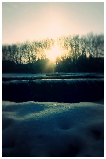 Last pic. Jasne Blonia of course. I made this photo in November, when the first snow fell.