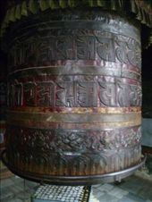 Massive prayer wheel: by kaitlinpeters, Views[233]