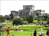 The trampled ruins of Tulum: by kaitlynfaebarrett, Views[127]