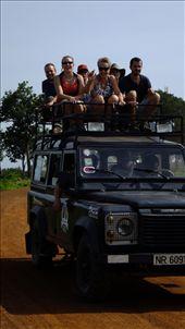 Jeep safari in Kakum National Park: by kakum, Views[190]