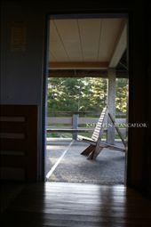 The socials deck in our inn in Sagada: by kala, Views[247]