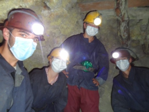 Us, the miners