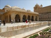 Amber Fort, Jaipur: by karen_backpacking_in_asia, Views[139]