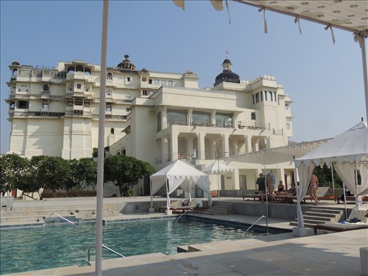 Devi Garth Fort Palace - home sweet Indian home!