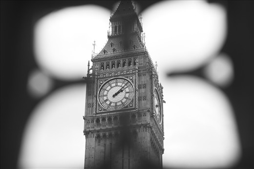 BW to stay true to London's 2012 summer's rainy days.