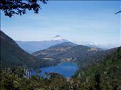 Aussicht auf den Lago und Vulcan: by karin_lang, Views[177]