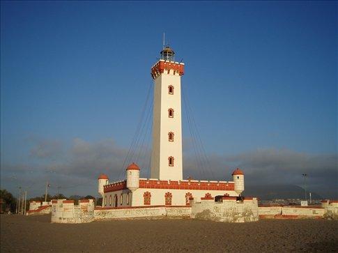 der leuchtturm von la serena
