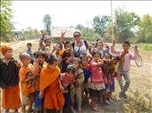 Cancel classes for the Falang, Laos: by karinas_extraordinary_life, Views[151]
