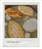 Golden Papas Rellenas bubbling with deliciosity. (made up word): by karyns, Views[252]