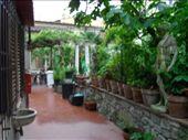 Hostel courtyard...great place: by kashikoi, Views[259]