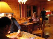 Us all relaxing in Cabin: by katedwyer, Views[279]