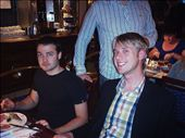 anton and hasse at dinner: by katedwyer, Views[235]