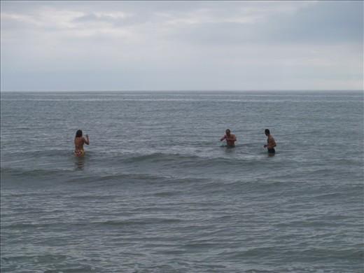 A danish beach excursion