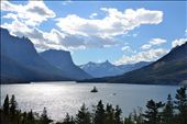 St Mary Lake and Wild Goose Island: by kateyb, Views[95]