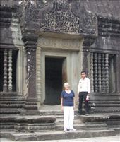 This is the tour guide, just in case you hadn't guessed. We were at Angkor Wat: by kathryn, Views[108]