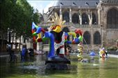 Fountain at 'Place de George Pompidou': by kathryn_hendy_ekers, Views[227]