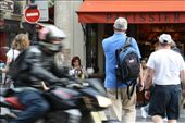 Crossing Rue de Rivoli.: by kathryn_hendy_ekers, Views[163]