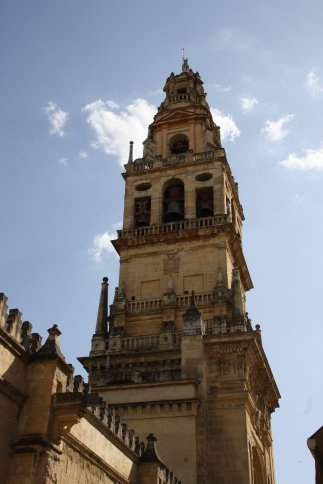 The tower of the Mesquita.