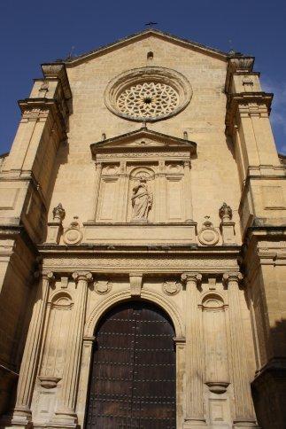 Chuch of St Pedro, Cordoba.