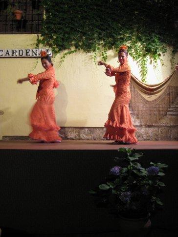 Flamenco, Cordoba.
