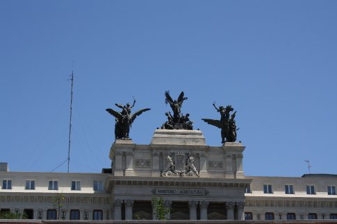 Ministry of Agriculture, Madrid