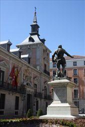 Plaza de la Villa, Madrid.: by kathryn_hendy_ekers, Views[265]