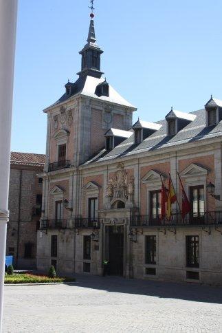 Plaza de Villa, Madrid