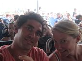 On the ferry to Roatan - pre spewfest.: by kathrynandruben, Views[191]