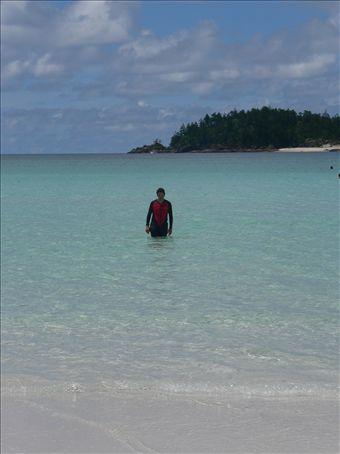 Whitehaven Beach..