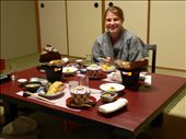 Dinner at the traditional japanese inn..: by katie_and_eoin, Views[1056]