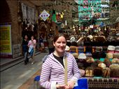 Me in the Bazarre, lots of cheap but nice fakes on offer!!!: by katie_rose, Views[305]